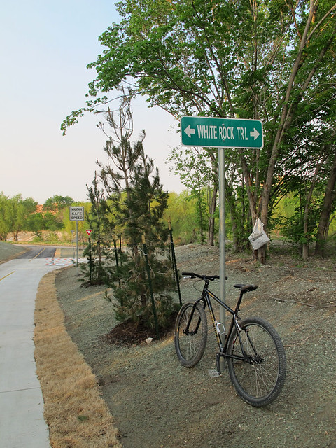 Connect With White Rock Trail
