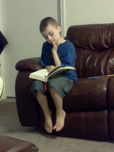 Ethan Reading March 2011