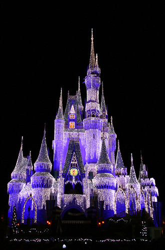 Fairy Ice Castle