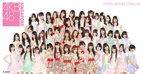 Singapore AKB48 Theatre to Feature Shop, Cafe
