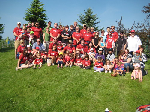 Team Katie - Great Strides 2011