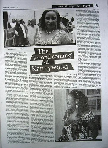 The 'second coming' of Kannywood (3/6)