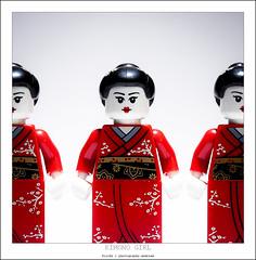 104/365 Kimono Girl