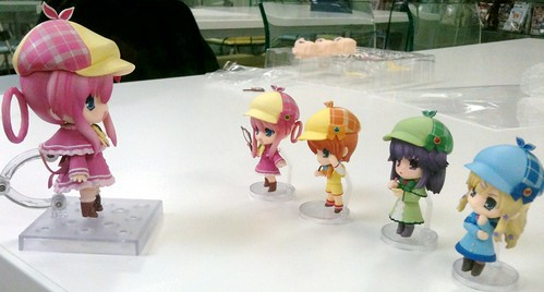Nendoroid Sharo and Nendoroid Petit from Tantei Opera Milky Holmes