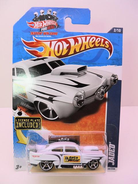 hot wheels jaded white  (1)