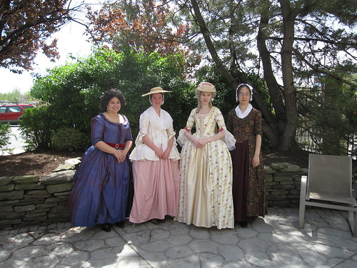 18th Century Ladies