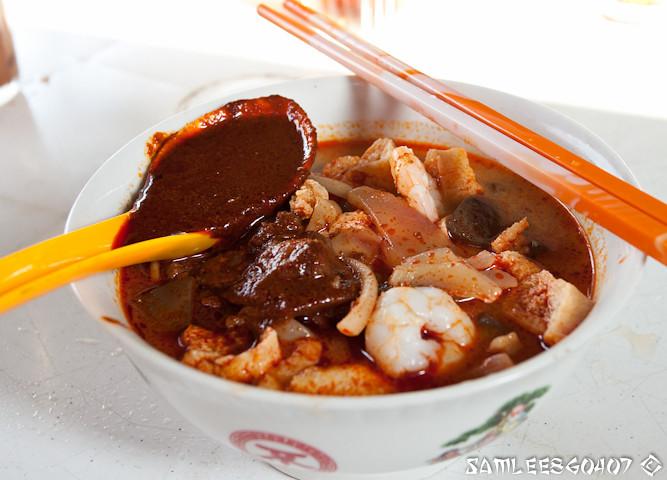 20110506 Sg. Pinang Honda Showroom Hawker Stalls @ Penang-6