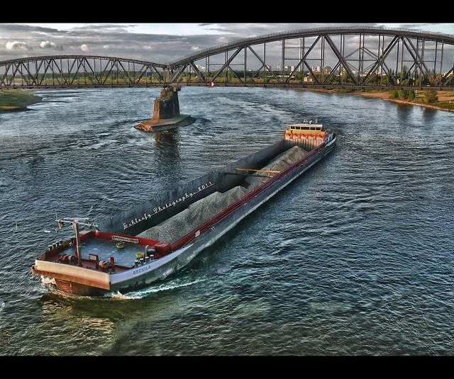 #175/365 Cargo Ship