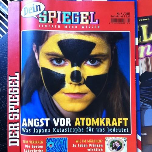 ปก Spiegel สำหรับเด็ก