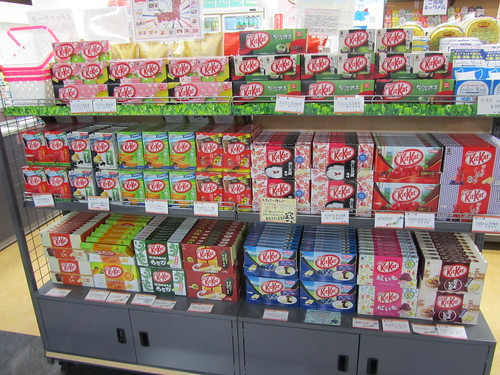 Kit Kats!