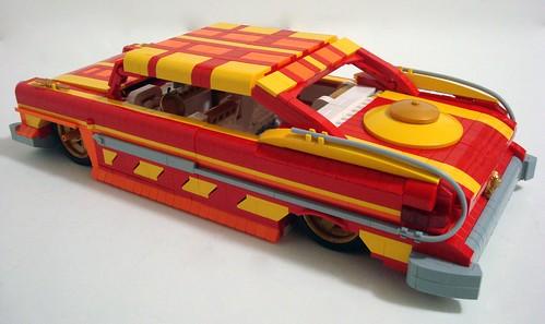 '61 Dodge Polara...Aztec Gold