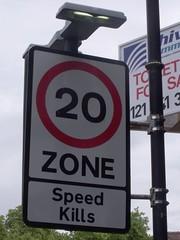 The Green, Kings Norton - 20 Zone - Speed Kill...