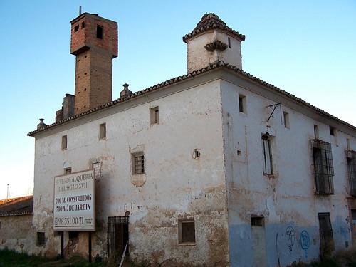 Alquería de Falcó - Valencia by Antonio Marín Segovia