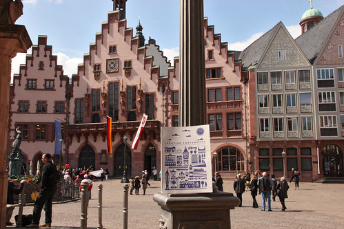 Creative Portsmouth in Frankfurt, Germany