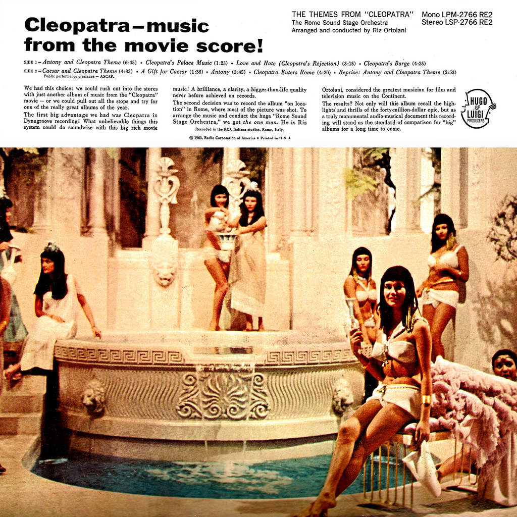 Riz Ortolani - Themes from Cleopatra