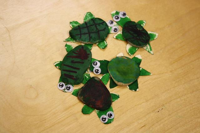 turtles • t week - 6