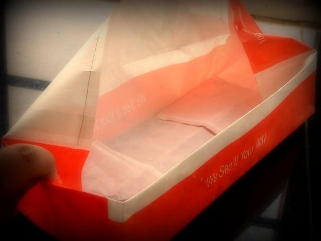 Bag fold 2