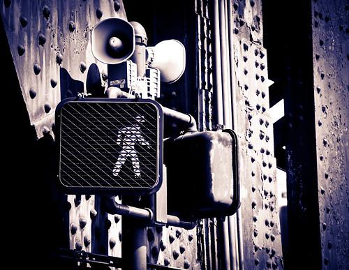 Bridge Pedestrian Light