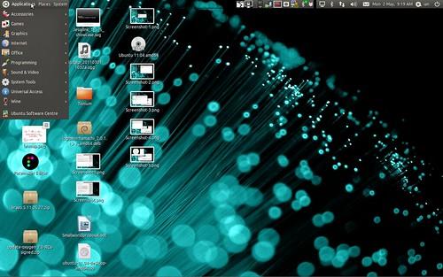 Ubuntu 11.04 in classic mode