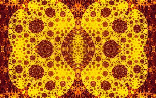 Kaliset fractal variation