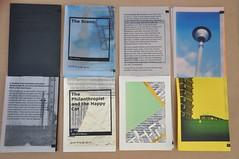 eBook printing experiments