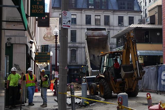 Boston - Construction