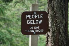 People Below