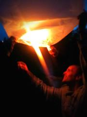 Lenten Lantern