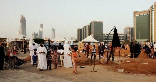 Emirates International Sand Sculpture Festival
