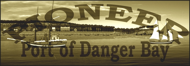 Pioneer Port of Danger Bay Banner