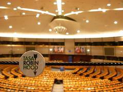 El Parlamento Europeo aprueba la Tasa Robin Hood