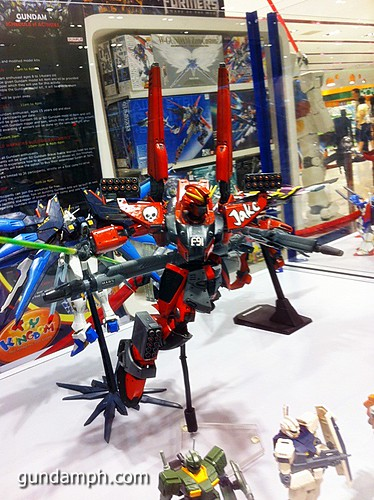 Toy Kingdom SM Megamall Gundam Modelling Contest Exhibit Bankee July 2011 (9)