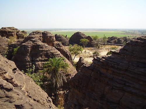 Les dômes de Fabédougou