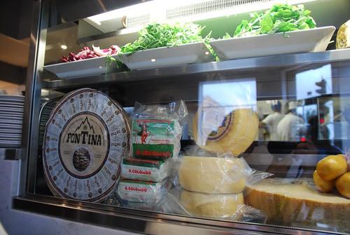 Fontina, Tallegio, Pecorino Sardegna - D.O.C. Pizza, Carlton by avlxyz