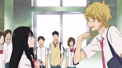 18. Kent; Kazehaya likes you afterall Sawako-chan!