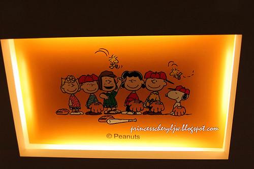 the peanuts gang 01