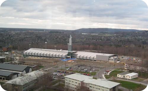 Ithaca College: A&E Center