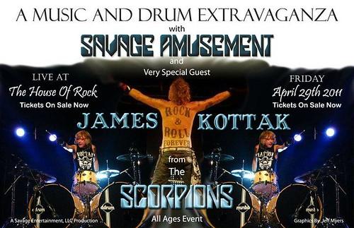 Scorpions 4-29-11