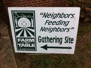 Sandhills Farm to Table