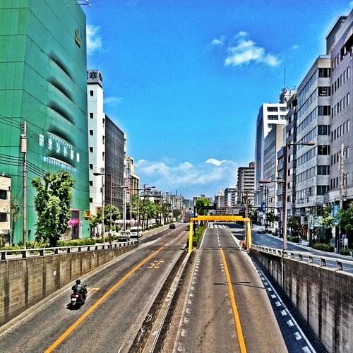 青空~! #sky