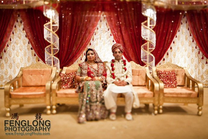 Tilt-Shift Indian Wedding! Nishi's Indian Wedding Reception | Zyka Decatur | Atlanta Wedding Photographer