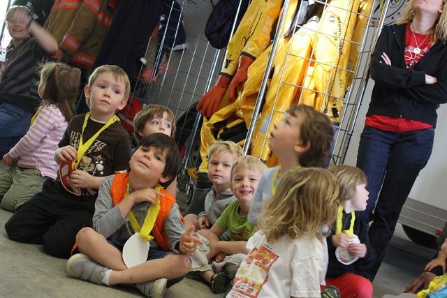 fire station field trip • preschool - 12