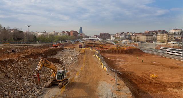 Pont del treball - Sur - 30-03-11