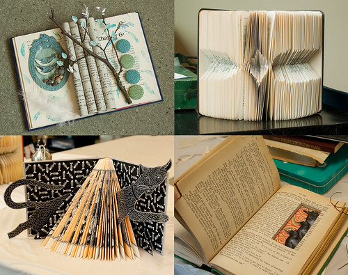 Altered Book Workshop - Seattle Center for Book Arts