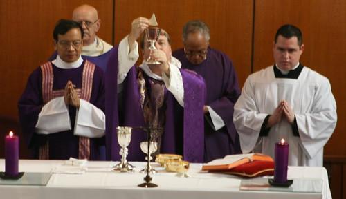 The Invitation to Communion