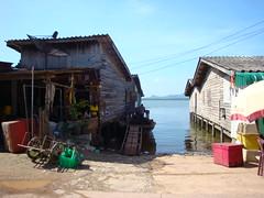 Laem Kruad village