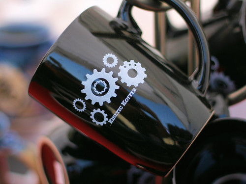 Kinetic Koffee