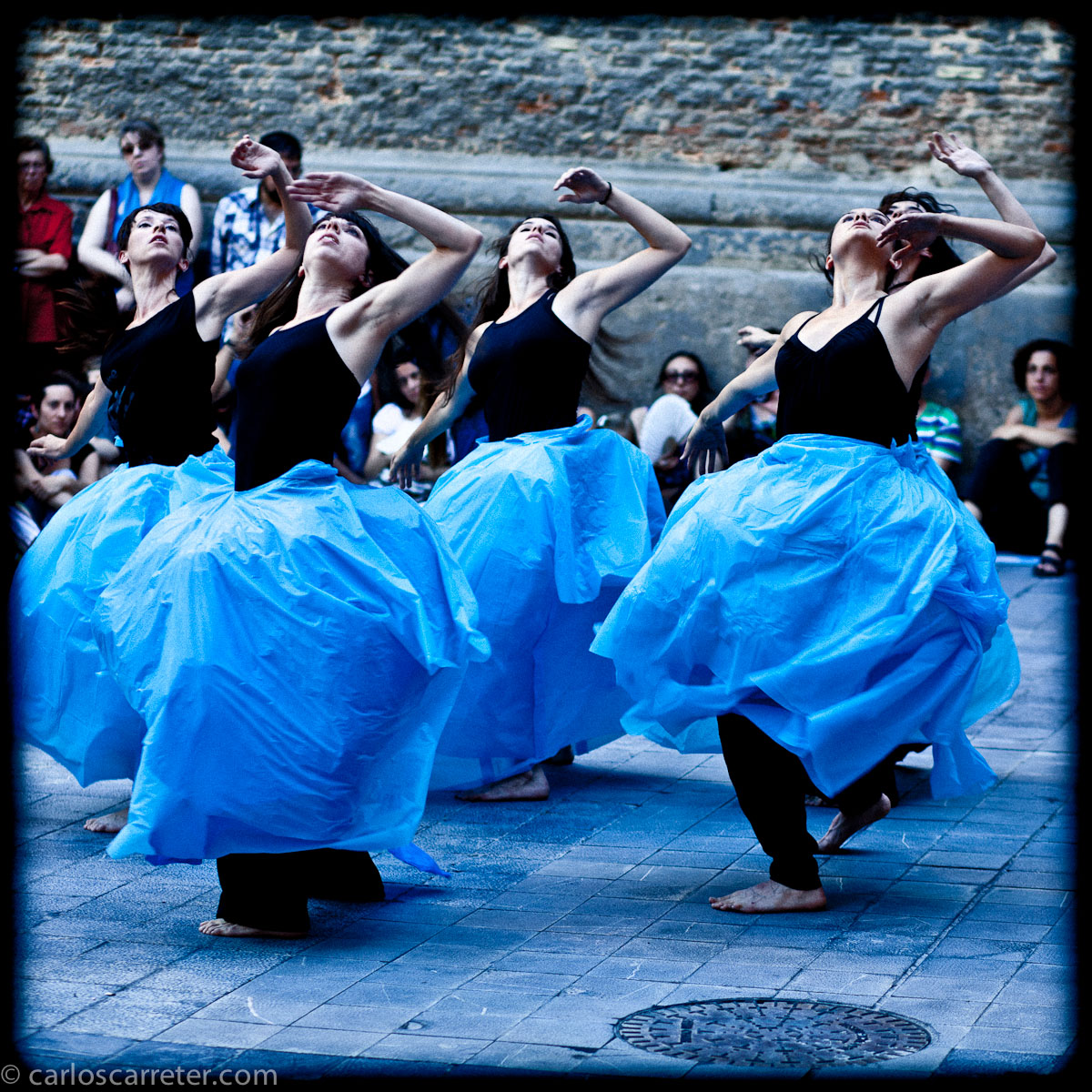 Taller de Danza y Arquitectura (Pza. San Felipe)