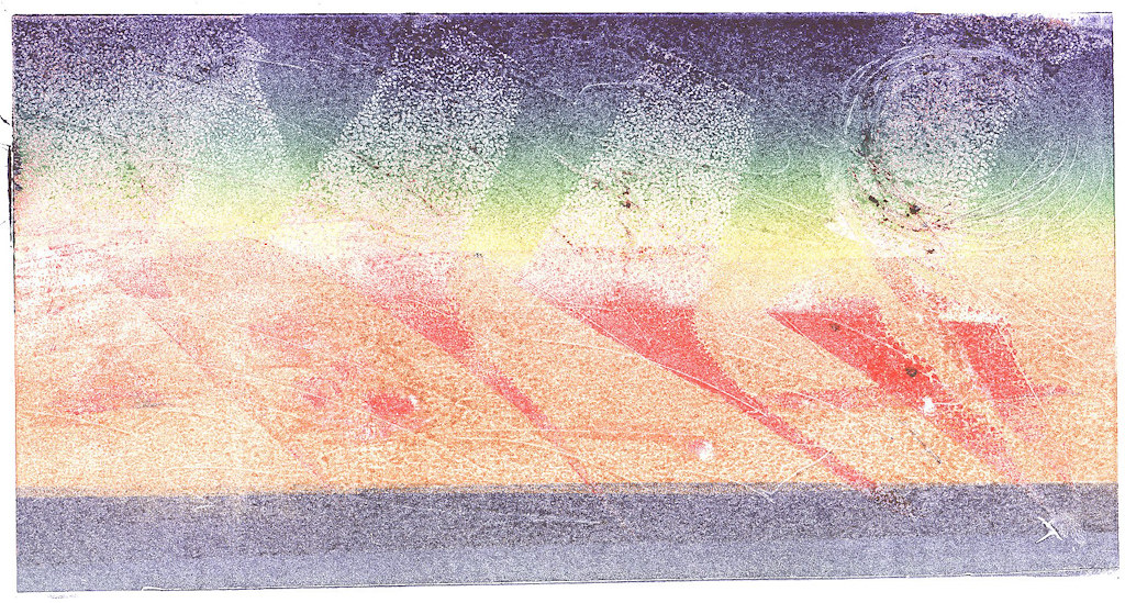 Monoprint colour 01-2