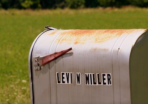 Levi's Mailbox